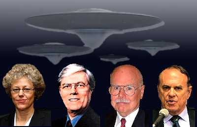 American University Panel - UFOs, Encounters by Generals, Pilots, and Government Officials
