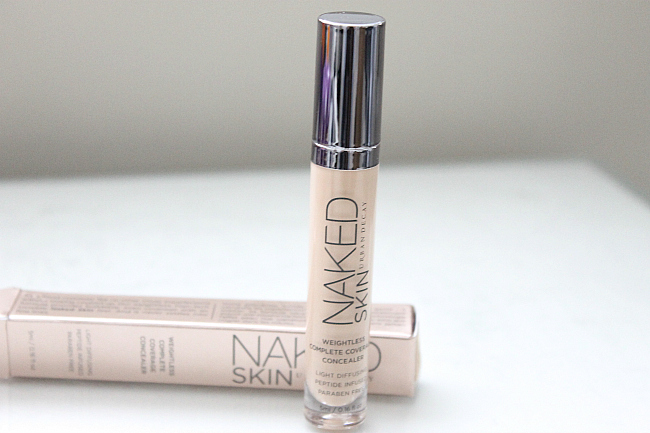 urban decay spring 2015 range, urban decay naked concealer