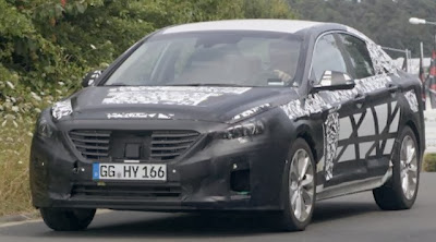 2015 Hyundai Sonata release date