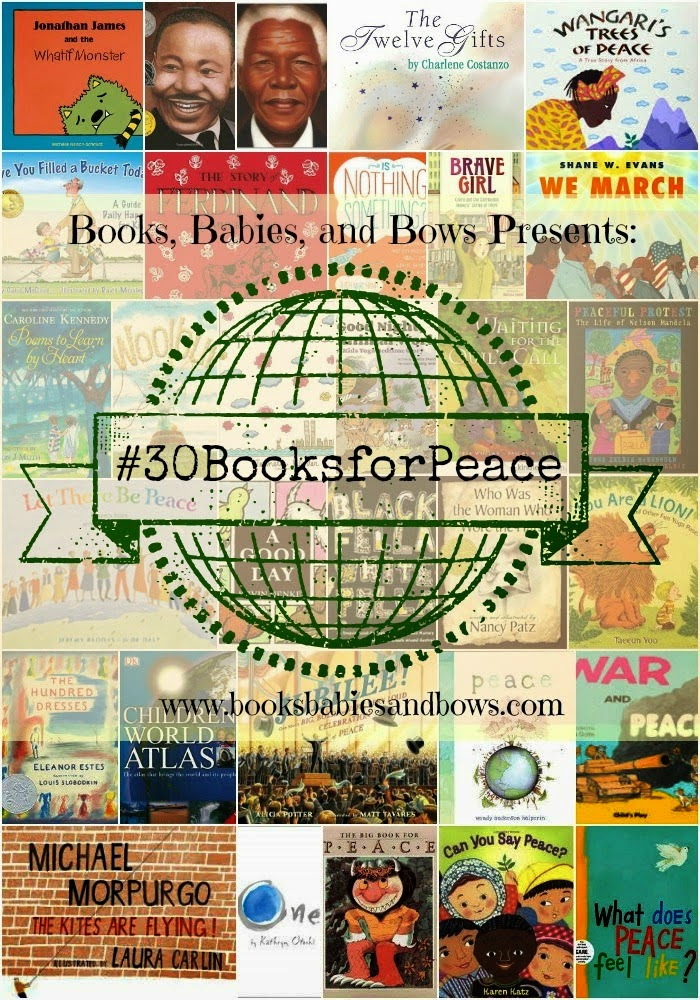 30 Books for Peace