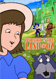 Dorothy in the Land of Oz
