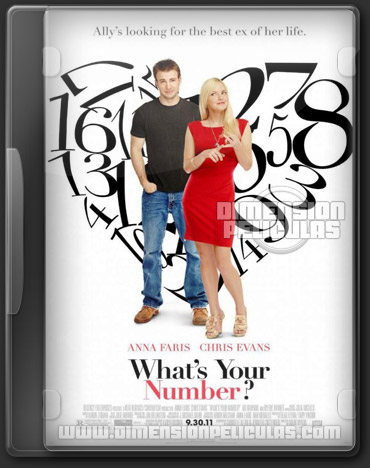 What's Your Number? (DVDRip Español Latino)