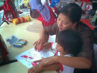 Cara Cepat Mengajar Anak PAUD Membaca