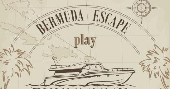 Solved: Bermuda Escape Walkthrough