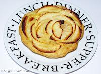 Tartelettes aux pommes et à la crème d'amande