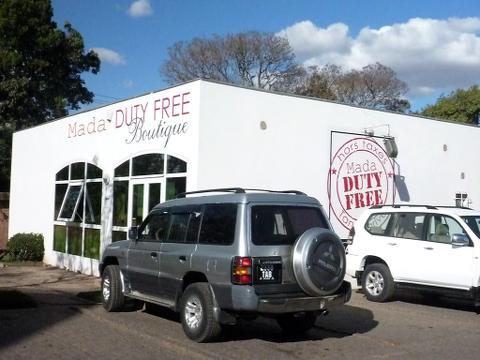 Duty Free Botique, Ivandry, Antananarivo, Madagascar