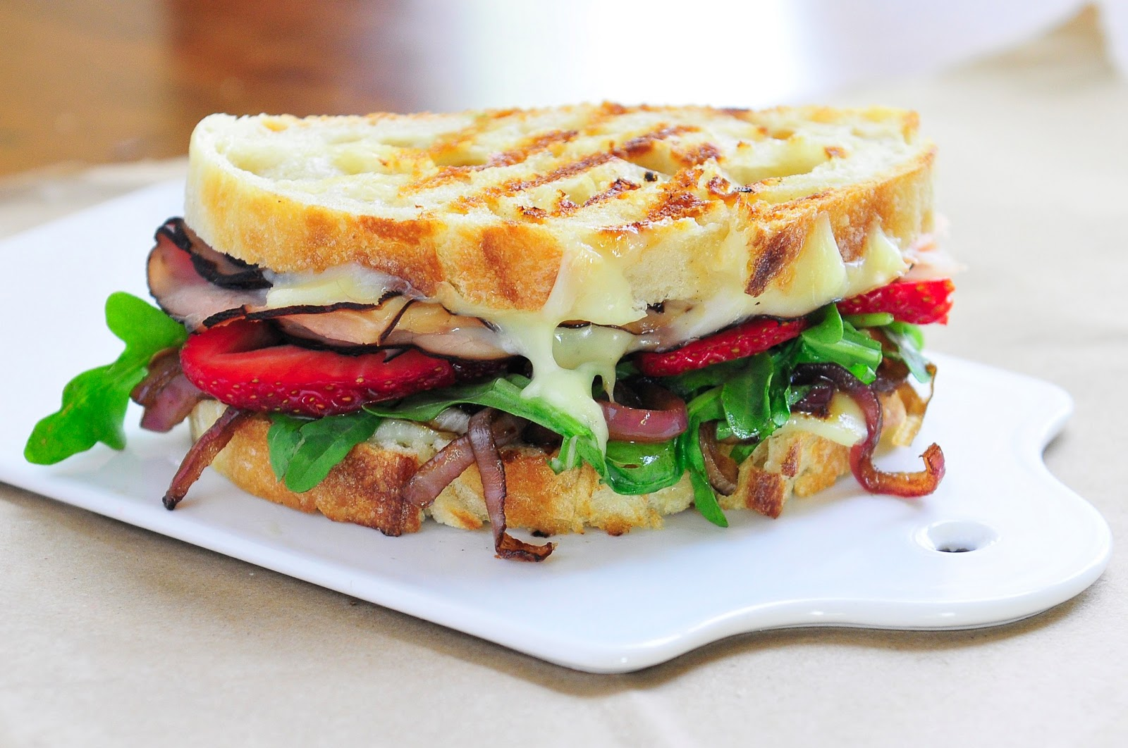 Gourmet Grilled Cheese Sandwich And savory grilled cheese