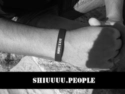 Pulseiras Shiuuuu.People