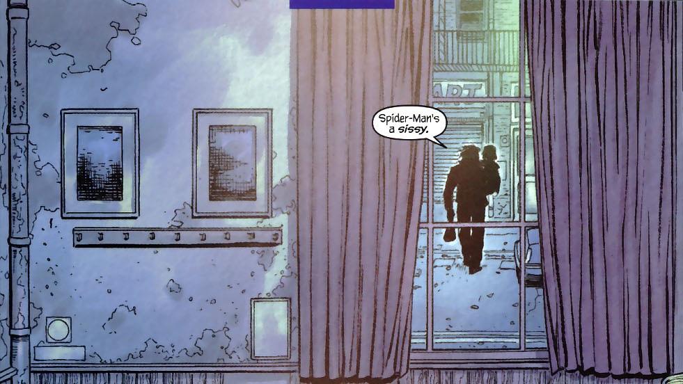 Wolverine Comics Quote-7