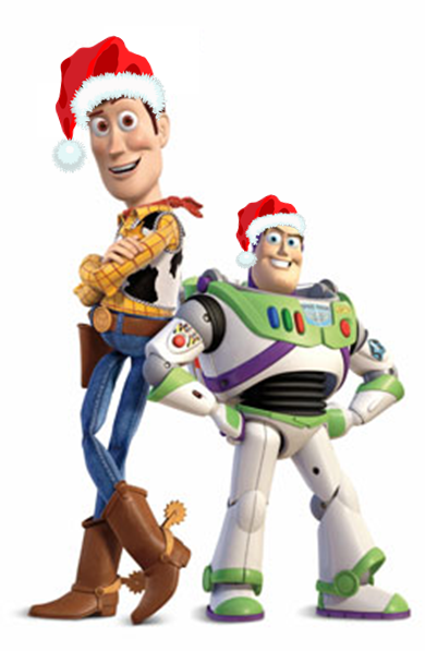 Toy Story Christmas : Pixar corner announces plans for