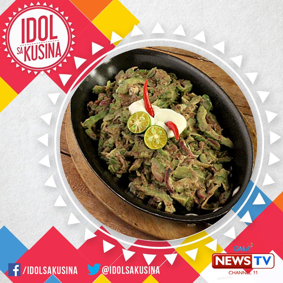 how to make sisig with mayonnaise