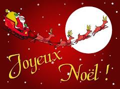 Joyeux Noël et une année prospère et heureuse nouvelle. Joyeux 2011!