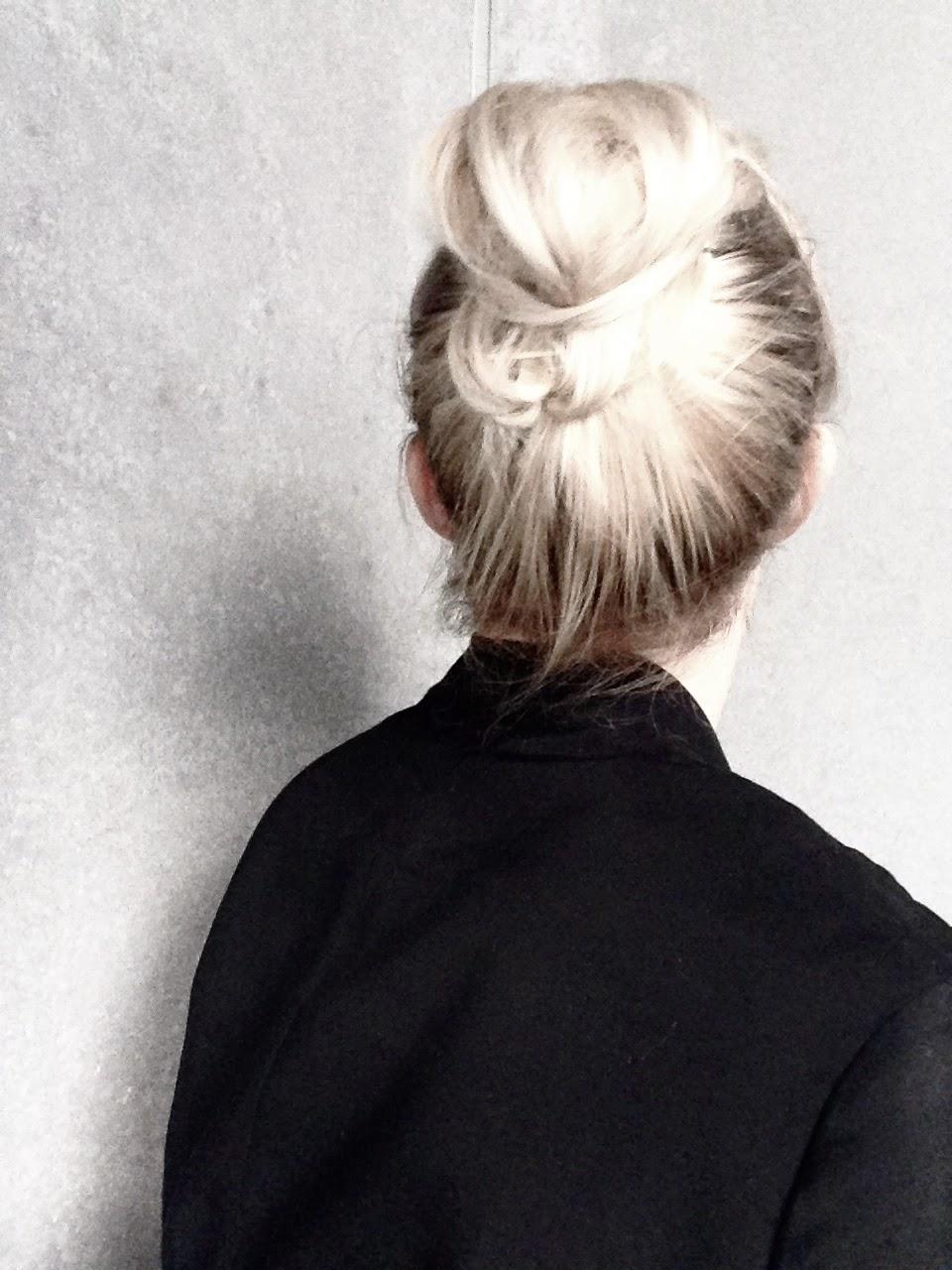 Frisyr, Knotted hair, Kampaus, Nuttura, Knåka,