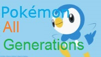 Pokémon All Generations
