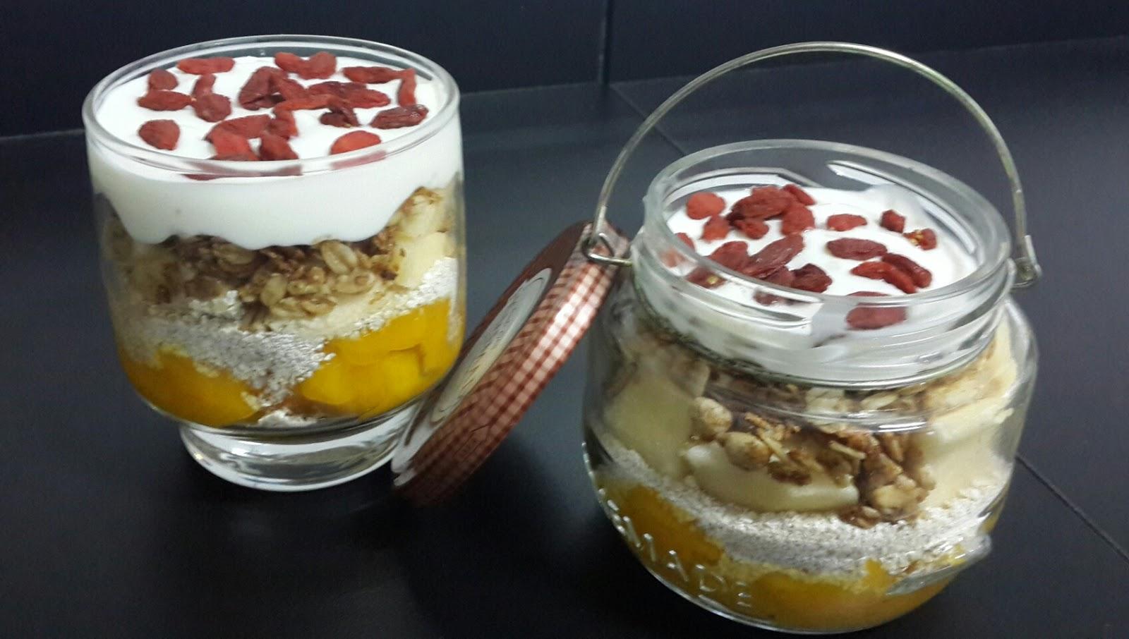 Resultado de imagem para overnight oats receita