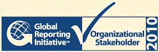 GRI Organizational Stakeholder since 2010