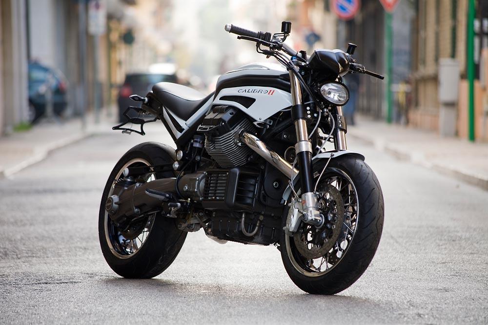 Moto Guzzi Griso Calibro 11 by