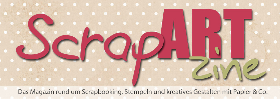 Scrap Art Zine - Der Blog zum Magazin