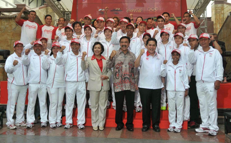 Indonesia Berprestasi Renang Indonesia Berprestasi