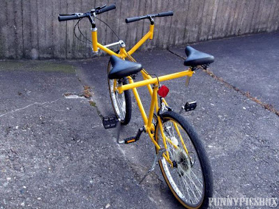 Double Seat Bicycle676