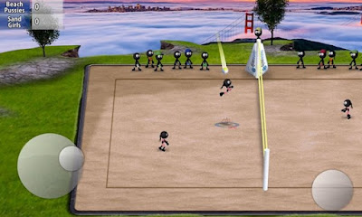 Game Stickman Volleyball Apk v1.0.2 terbaru