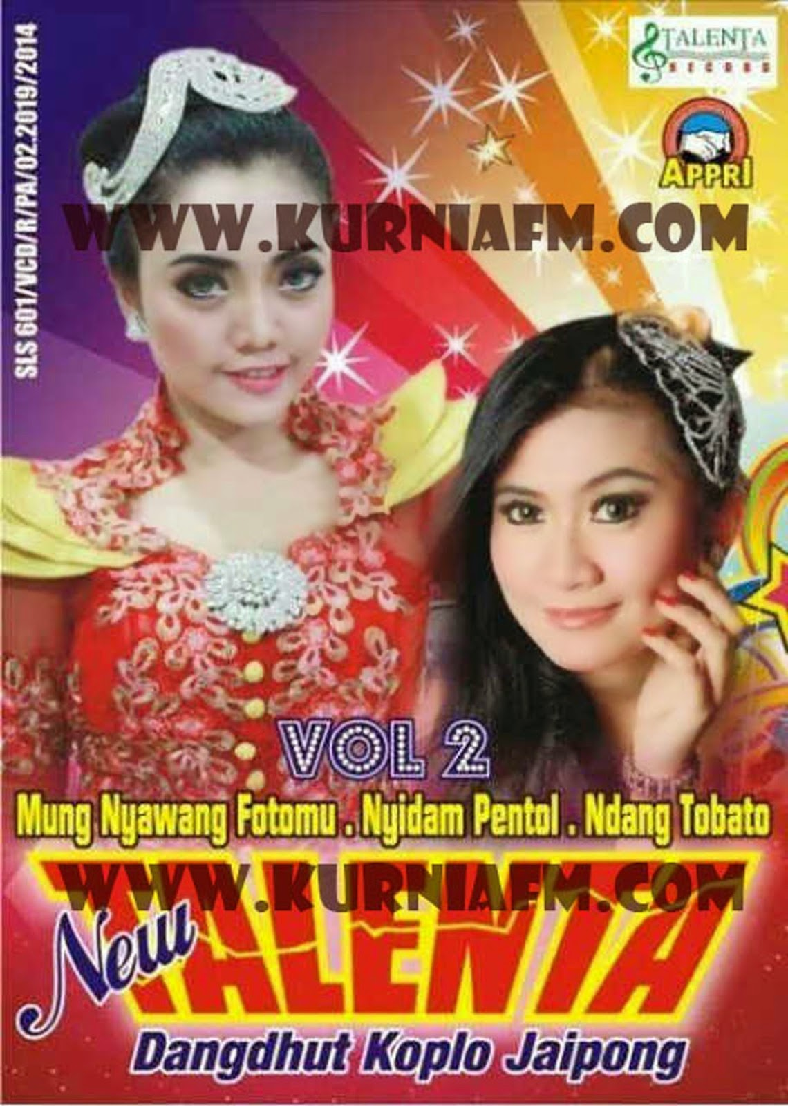 Download Mp3 Dangdut Koplo Album New Talenta Vol 2 | NDRUJU TUMPUK