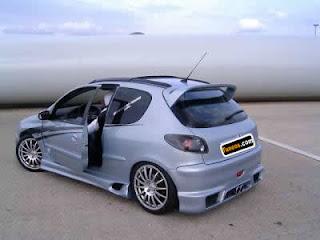 Imagenes de Peugeot 206 tuning