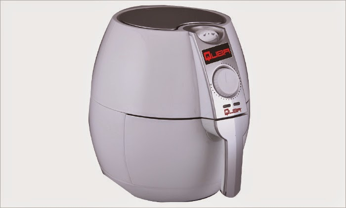 Buy Quba Air Fryer (2.2L) Rs.3199 only at groupon.
