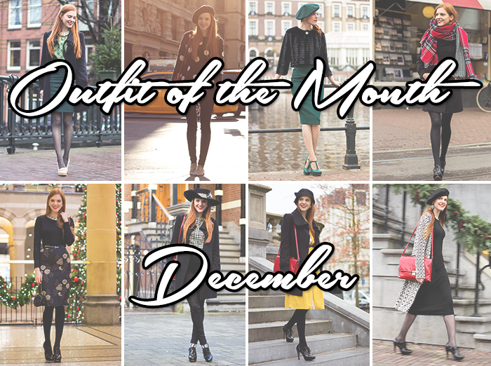 Outfit of the Month | December