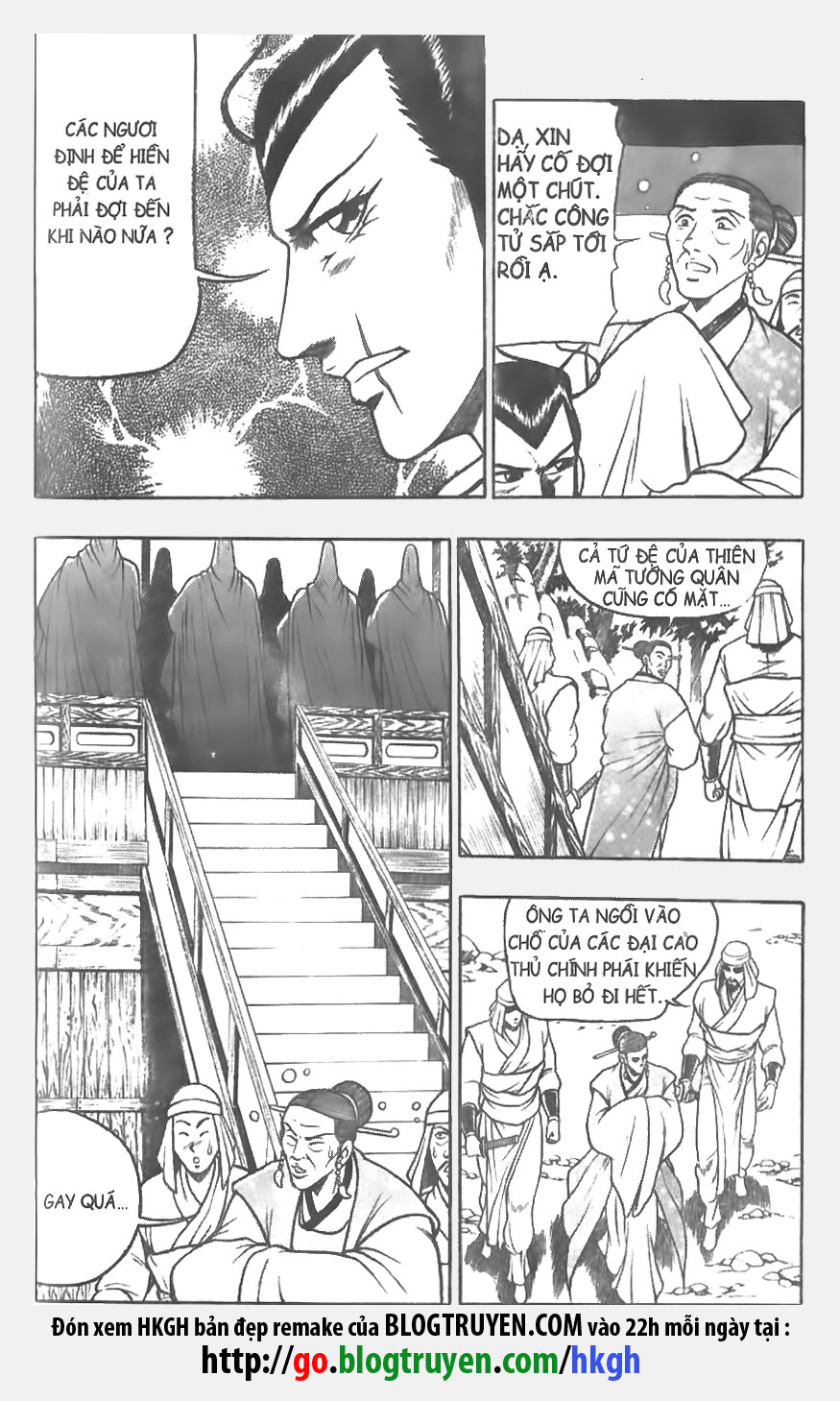 xem truyen moi - Hiệp Khách Giang Hồ Vol09 - Chap 055 - Remake