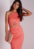 https://www.missguided.co.uk/suedette-lace-up-front-crop-salmon-twin-pink
