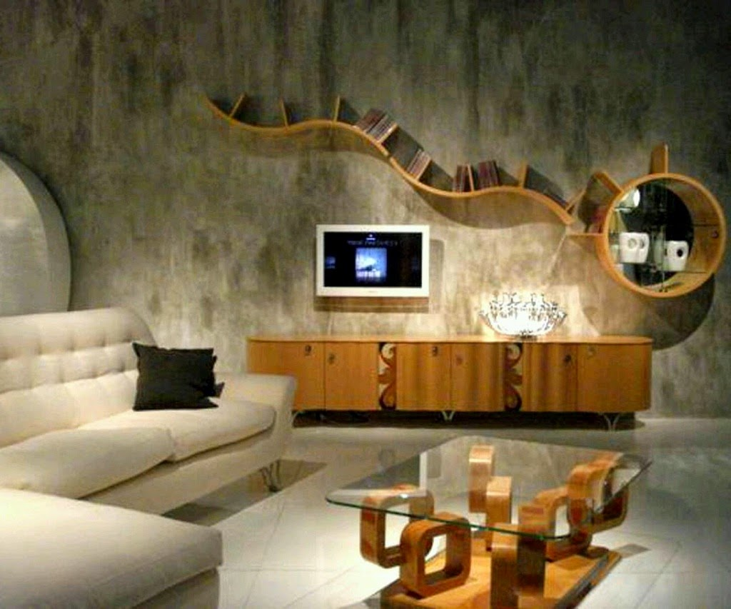Creative living room wall decor ideas - Wonderful Creative Wall Decor Inspiration