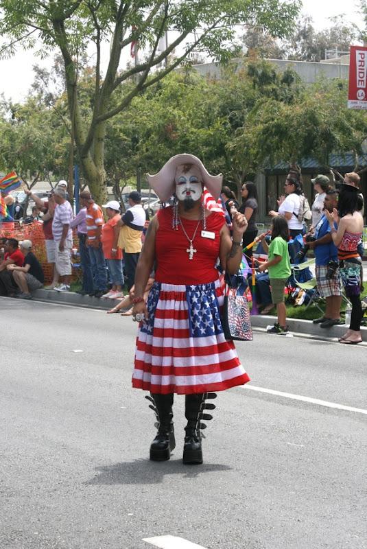 Sister Perpetual Indulgence LA Pride Parade 2013