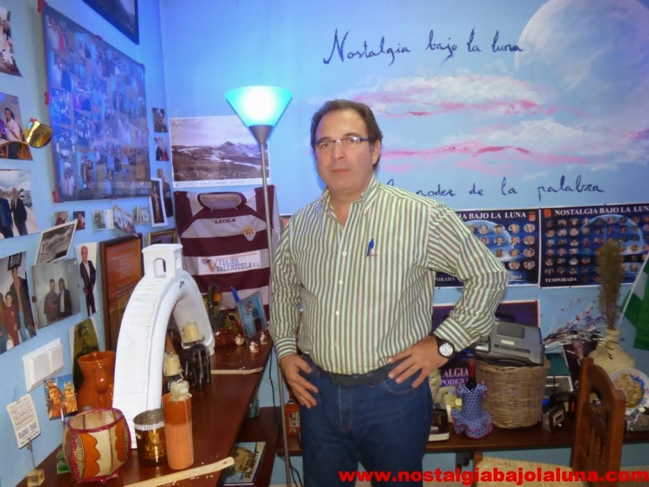 ESTA NOCHE MADRUGADA EN NOSTALGIA BAJO LA LUNA DE RADIO ARCOS