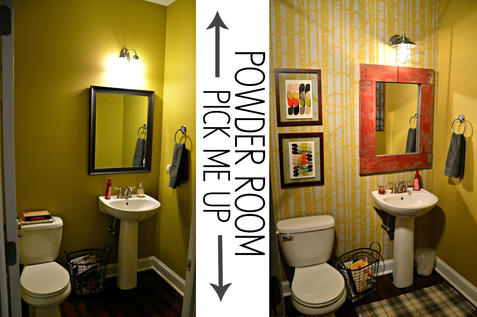 Powder Room Pick Me Up