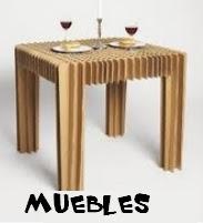 http://manualidadescarton.blogspot.com.es/2013/03/mesas-de-carton.html