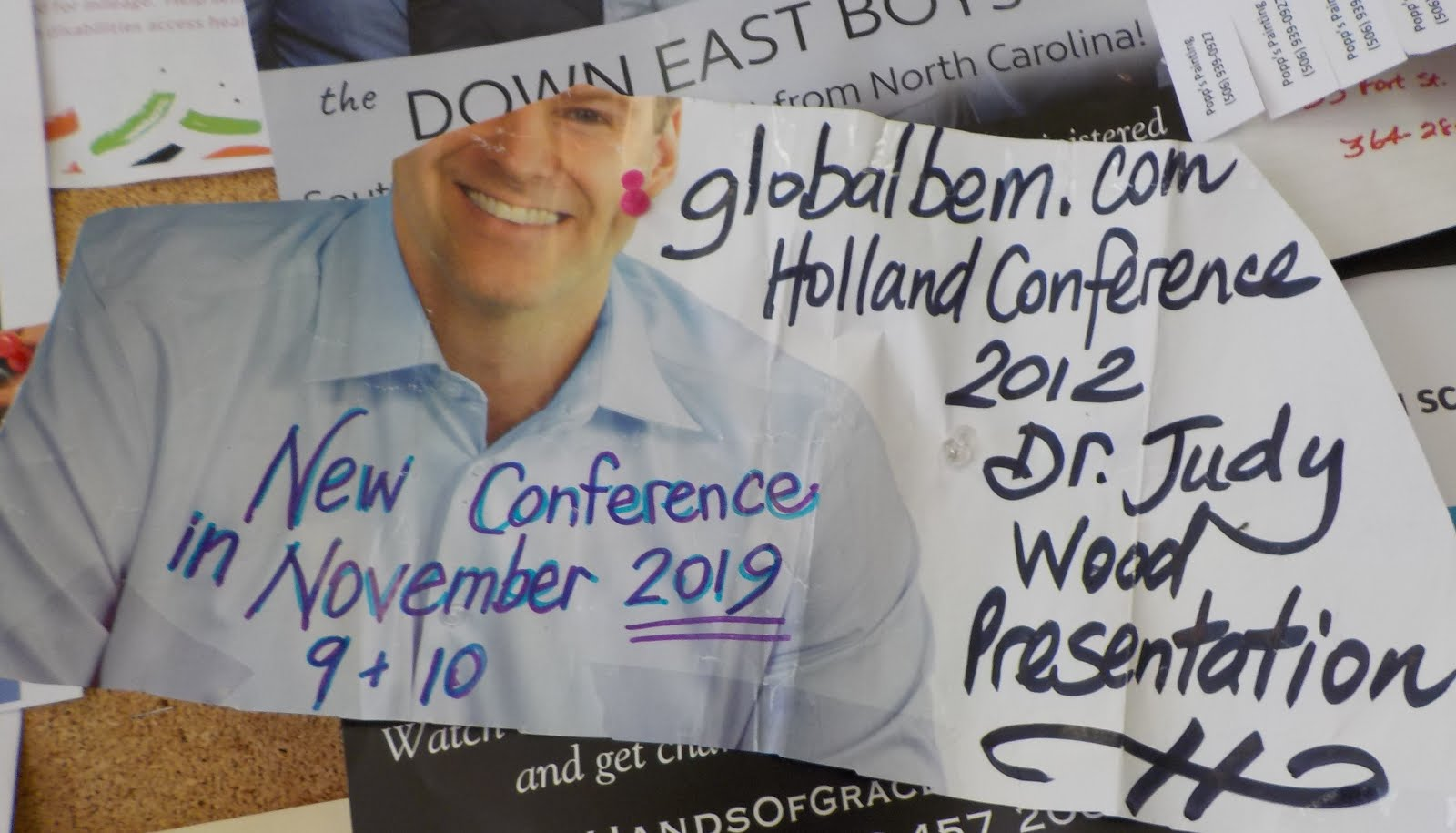 Global BEM - November 9 - 10, 2019 Conference - The Netherlands - click pic