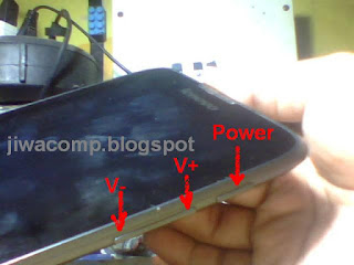 Reset Tablet Lenovo