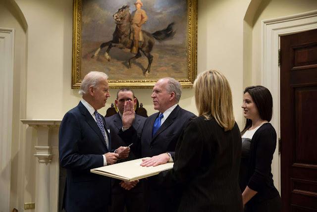 John Brennan, Joe Biden, Constitution, CIA, DCI