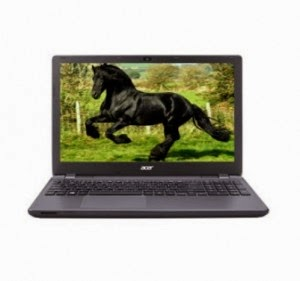 Amazon : Acer Aspire E5-571 Notebook (NX.ML8SI.011) + Backpack Rs. 23799