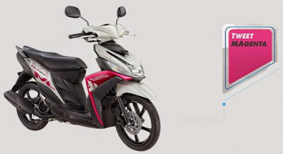 Spesifikasi dan Harga Motor Yamaha MIO M3 125cc Juni 2015