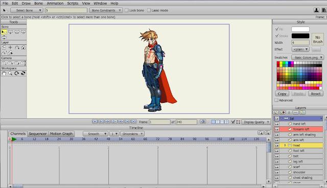 [Aporte] Anime Stuido pro 9. Crea tus propias animaciones!
