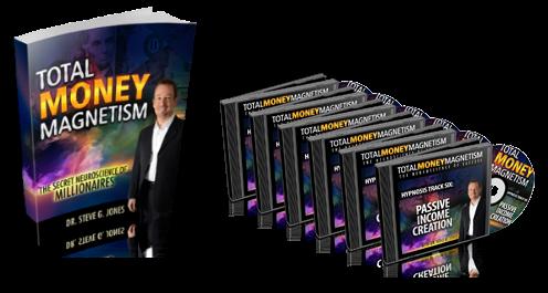 Total Money Magnetism Review | Dr. Steve G. Jones Reviews