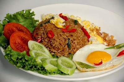Resep dan Cara Membuat Nasi Goreng Padang