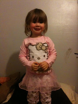Our Granddaughter Sophie Age 3