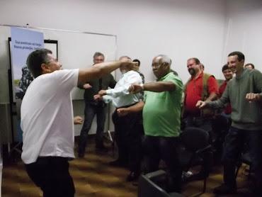 Palestra para Clientes e Corretores da Sucursal de Petrópolis - R.J, dia 6 de Junho de 2013