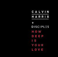 Calvin Harris & Disciples - How Deep Is Your Love Lyrics