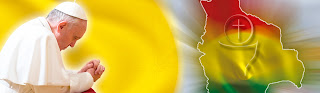 misa del papa bolivia