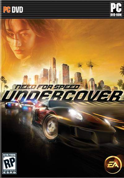 Download Need For Speed Undercover PC  Español Full ISO DVD5  ( REUPADO )