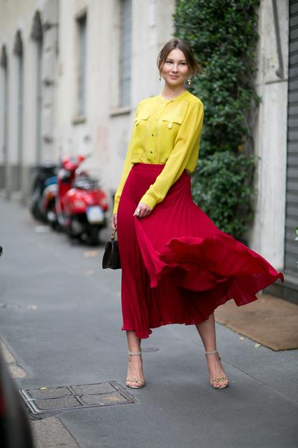 Cool Chic Style Fashion : Angelica Ardasheva Instagram@angystearoom